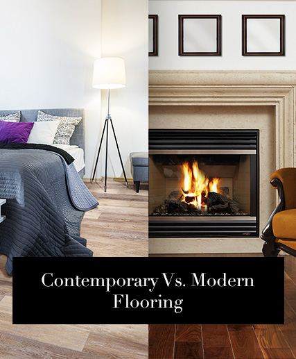 Contemporary Vs. Modern Flooring