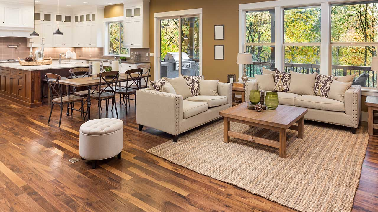 Choosing the Perfect Living Room Rug - 4 Tips to Remember