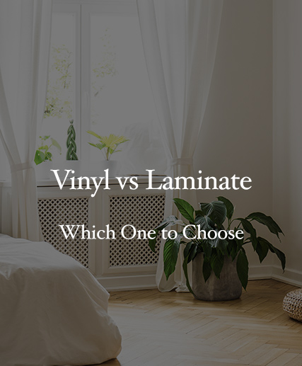 Vinyl vs Laminate Flooring - Which Is the Best for Your Home
