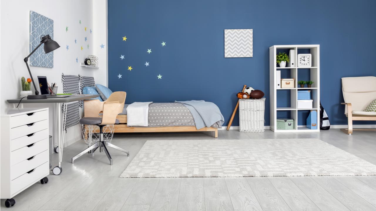 The Top 3 Best Flooring Options for Your Kids' Bedroom